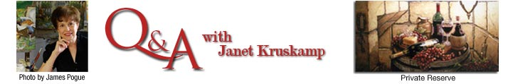 Q and A with Janet Kruskamp